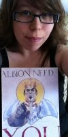 Albion Needs You! by Tinalbion