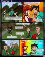 Minecraft: The Awakening Ch2. 20 by TomBoy-Comics