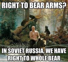 Soviet Russia by TheFunnyAmerican