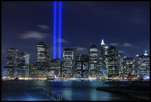 Tribute In Lights I by Inno68