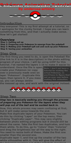 Pokeball Animation Tutorial by undersea-artistry