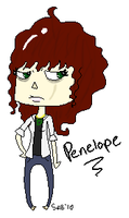 penelope by junglegyms