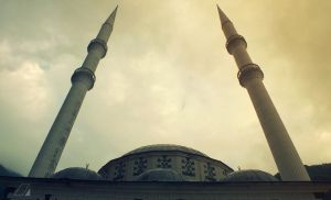 Mosque by moslem-d