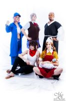Binbougami ga! - group picture by visuvampy