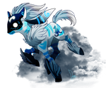 Kindred ponified by Dormin-Kanna
