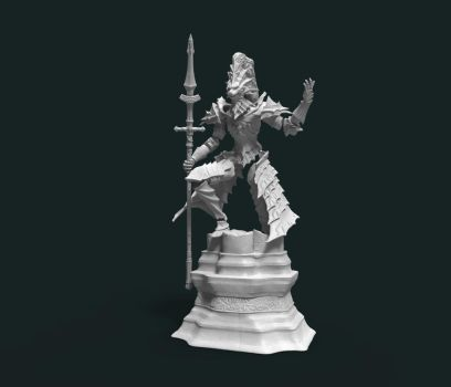 New Ornstein model Pose 1 by MichaelEastwood