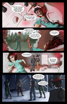 SD intro: Old Wounds 4 by JillValentine89