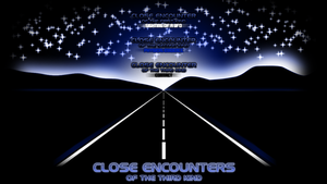 CLOSE ENCOUNTERS OF THE THIRD by MARSHOOD