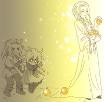 APH - Golden Apples by R-ninja