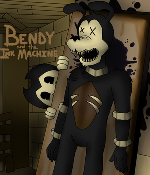 Bendy and the Ink Machine by The-Capricious-Clown