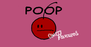 Cherry poop by athyn100