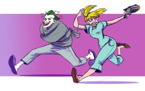 Run Mistah J!! by julitka