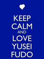 Keep Clam and Love Yusei Fudo by Xendrak18
