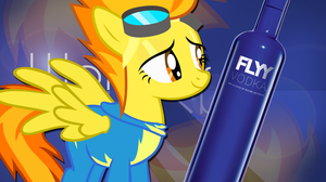 What Do Ponies Drink? - Spitfire by 4Suit