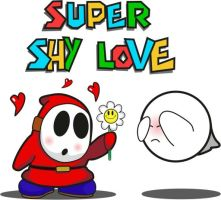 Super Shy Love by Tillo27