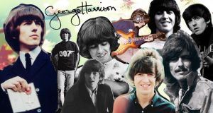 george collage by killjimmy