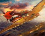 Fury of the warhawk revised by FutureElements