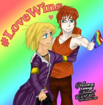 Love Wins 2 by blwhere