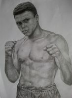 Muhammad Ali by ArtIsLife88