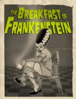 Breakfast of Frankenstein 2 by paulorocker