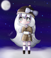 Contest entry - Winter Lolita by CandiiLovex33