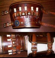 Steampunk Cuff 6 by Steampunked-Out