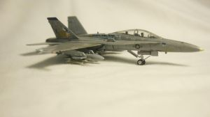 Finished: 1/144 VMFA(AW)-225 F/A-18D Hornet by Ofnir-1