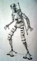 Robot A12 by AJanime12