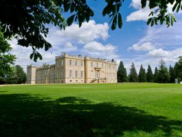 Kimbolton Castle Summertime by davepphotographer