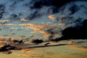 Sky Fluff.... by asylumimages
