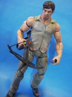 Custom Daryl Dixon Figure by cusT0M