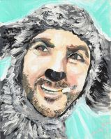 Wilfred by AndrewLaFish-Arts