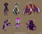 Color Adopts 5 by Adopt-Monstar