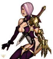 The Awkward Pose by Veracause
