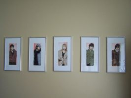 DBSK 5 in a row by artistik-ly-bent
