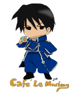 Cafe Le Mustang by Tomekichi