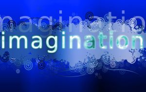 Imagination in blue by Jindra12