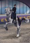 Who said ramses cats are not fit for dressage? by Templado