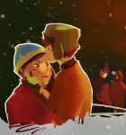 South Park- More head kissing by emixoO
