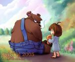 Are you Teddy's daddy by aun61