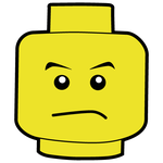 My Lego Head by theamazinggeno