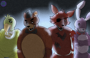 Five Nights by Blademic
