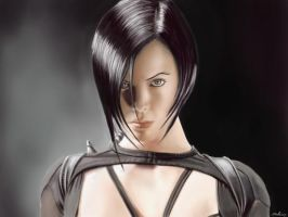 Aeon Flux by shiprock