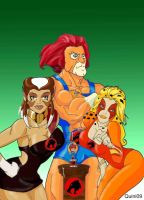 Thundercats by quini79