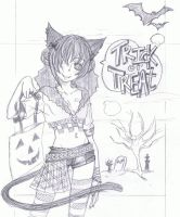 Happy Halloween 2010 by DeathatSunrise
