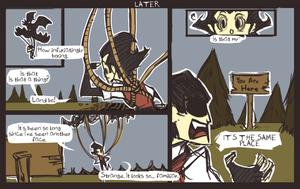 Don't Starve Cave Updat: Bats 02 by Kirrw