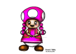 Toadette by MadCanuckster