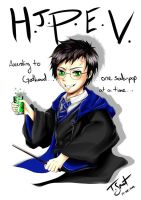 Harry James Potter-Evans-Verres by talespirit