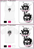 Avril T-Shirt Contest 4 by Ikue
