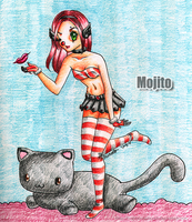 mojito smexy art contest by frighteningdeceit